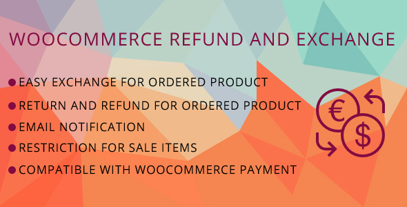 WooCommerce Refund And Exchange
