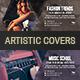 Artistic Facebook Timeline Covers