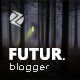 FutureStar: A Minimalistic & Creative Theme for Personal Blogging