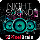 Night Sound Flyer Template