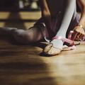Ballerina Balance Ballet Dance Artistic Performer Concept