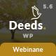 Deeds - Best Nonprofit Church Organization WP Theme