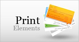 Print Elements