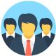 100+ Teamwork and Organization Icons