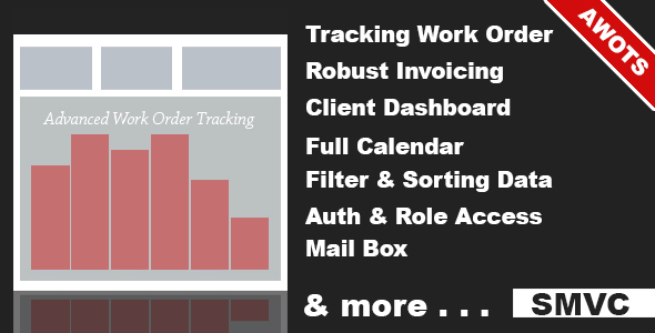 Download Advanced Work Order Tracking System nulled download