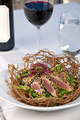 Ahi Tuna Salad dinner - PhotoDune Item for Sale