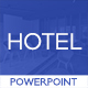 Hotel - Premium Powerpoint Presentation