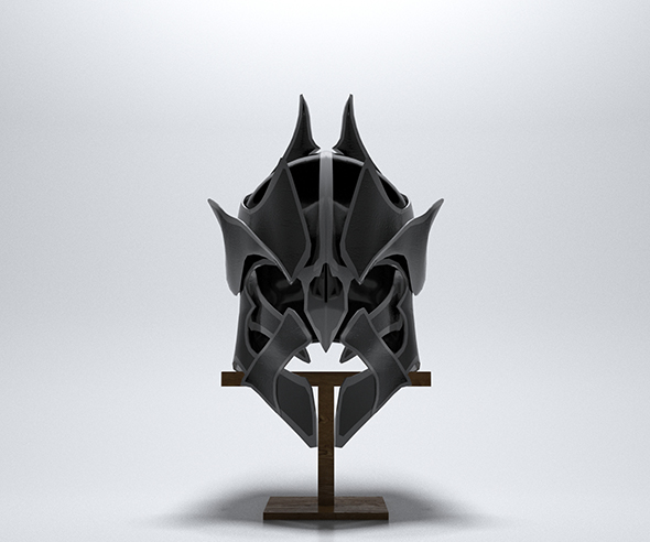 Imperius helmet - 3DOcean Item for Sale