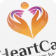 Heart Care - Logo Template
