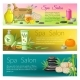 Download Vector Spa Salon Banners Collection