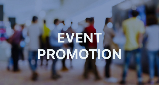 Event | Meeting | Conference | Promotion