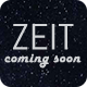 ZEIT - Multipurpose Coming Soon Template