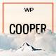 Cooper - Clean Creative Business Theme