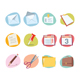 Office Icons Retro Revival Collection - Set 1