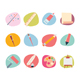 Universal Icons Retro Revival Collection - Set 3 - GraphicRiver Item for Sale