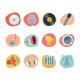 Music Icons Retro Revival Collection - Set 6