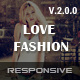 Love Fashion - Responsive Fashion Store Magento 2 & 1 Theme