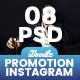 Promotions Fashion Instagram Ads - 08 PSD [NewSize]