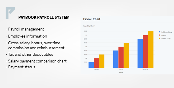 Paybook Payroll System