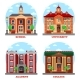 School and University Academy College Buildings