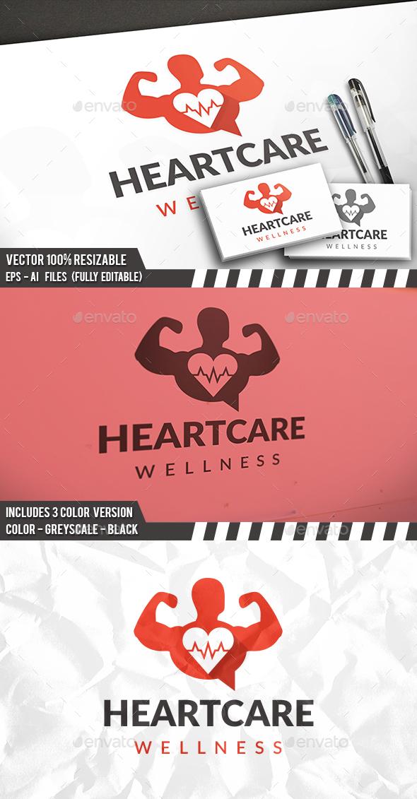 Fitness Care Logo