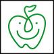 Happy Apple Logo