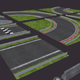 Modular Race Track