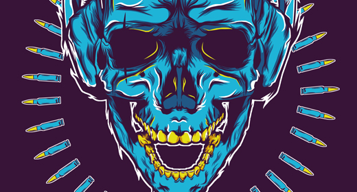 Skull T-shirt Designs