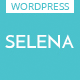 Selena - Personal WordPress Blog Theme