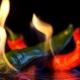 Hot Pepper in Fire Arms