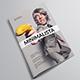 Minimalista Magazine Template