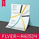 Flyer A6 / A5 / A4 Mock-up