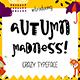 Autumn Madness Typefase