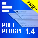 Poll Plugin For Sngine 2+