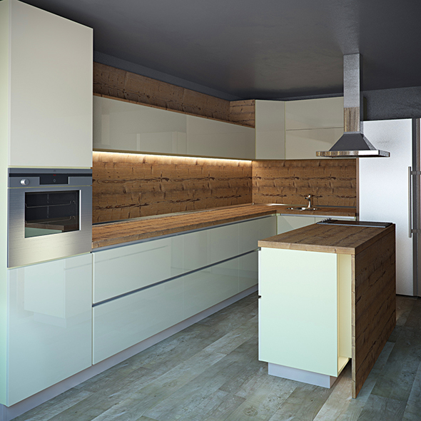 Kitchen vol.03 - 3DOcean Item for Sale