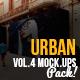 Urban Vol.4 Mock-Ups Pack