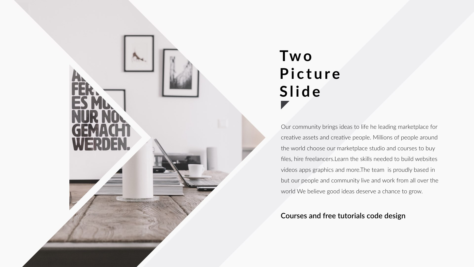 Design Clean Creative Powerpoint Presentation By 5yue