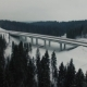 Aero Bridge Winter
