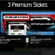 Set #2: Sliders - GraphicRiver Item for Sale