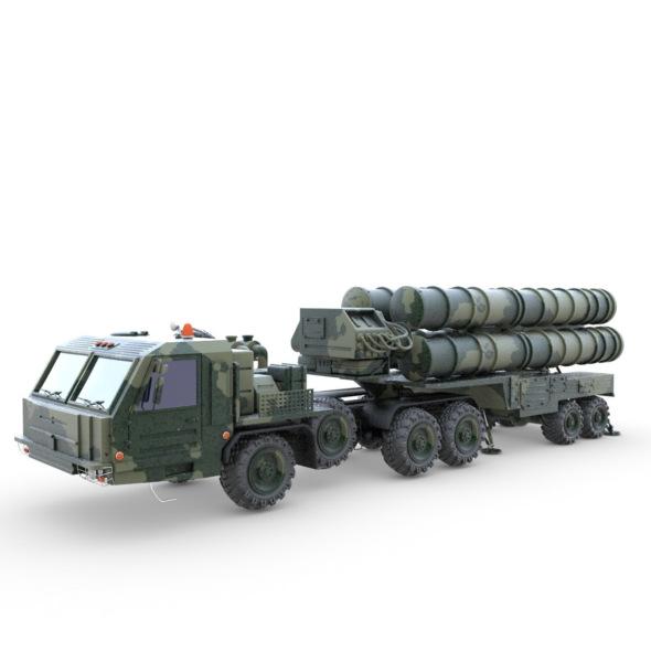Antey 4000 - 3DOcean Item for Sale