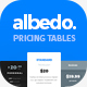 Albedo Pricing Tables