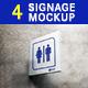 Signage Mockup Vol.2