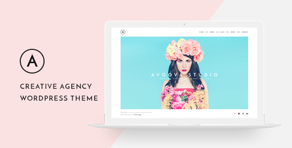 Download Avoova - Creative Agency nulled download