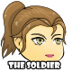 Game Asset : Claire The Soldier