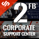 2 Facebook Cover Corporate and Support Center
