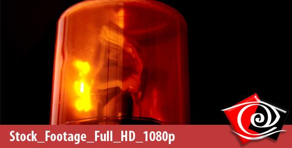 VideoHive Alarm Flashing Light Siren 1777096