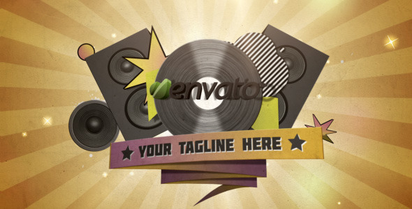 VideoHive Funky party reveal 1777361