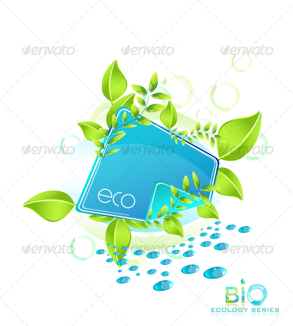 Environmental composition - Nature Conceptual