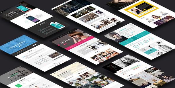 Perfect - Creative Multipurpose PSD Template