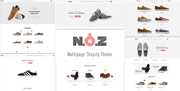 Image of ST Shoes Store Shopify Theme